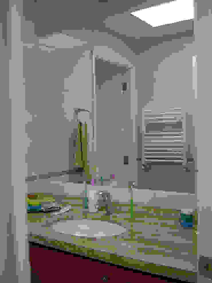 Ванная комната в стиле модерн от AOG Модерн Гранит