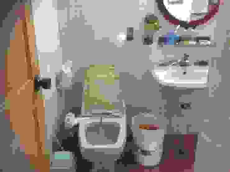 原廁所現況 根據 果仁室內裝修設計有限公司 北歐風