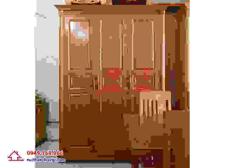 Mẫu TAX753 bởi Đồ gỗ nội thất Phố Vip