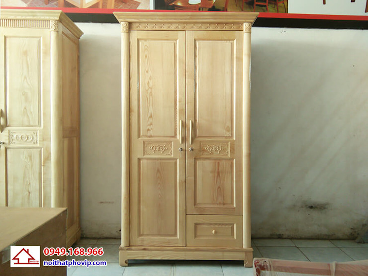 Mẫu TAS684 bởi Đồ gỗ nội thất Phố Vip