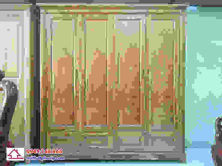 Mẫu TAHX570 bởi Đồ gỗ nội thất Phố Vip