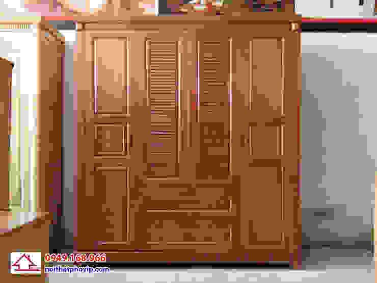 Mẫu TAX671 bởi Đồ gỗ nội thất Phố Vip