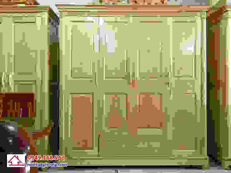 Mẫu TAS539 bởi Đồ gỗ nội thất Phố Vip