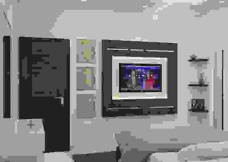 Minimalist Home Project for Mr. R: minimalist  by Ruang Sketsa, Minimalist Plywood