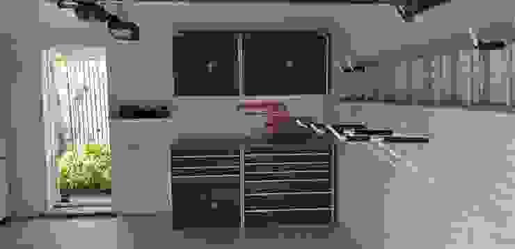 Garageflex Garage Transformation in Chalfont St Giles, Buckinghamshire 根據 Garageflex 古典風