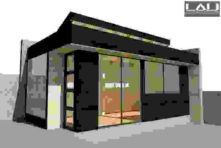 Taller Orfebre Casas estilo moderno: ideas, arquitectura e imágenes de Lau Arquitectos Moderno