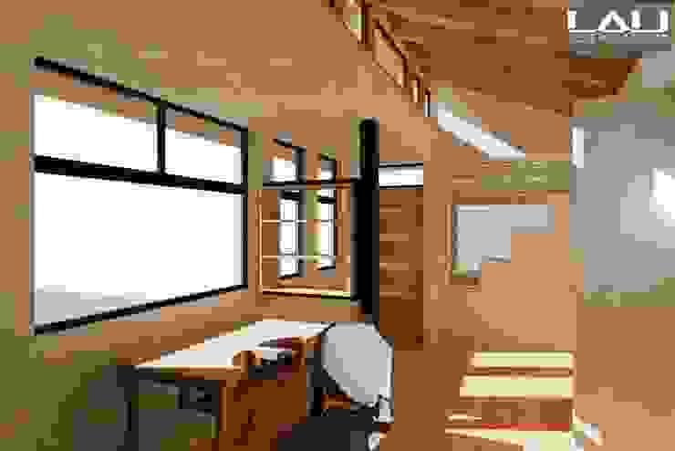 Taller Orfebre Salas multimedia de estilo moderno de Lau Arquitectos Moderno