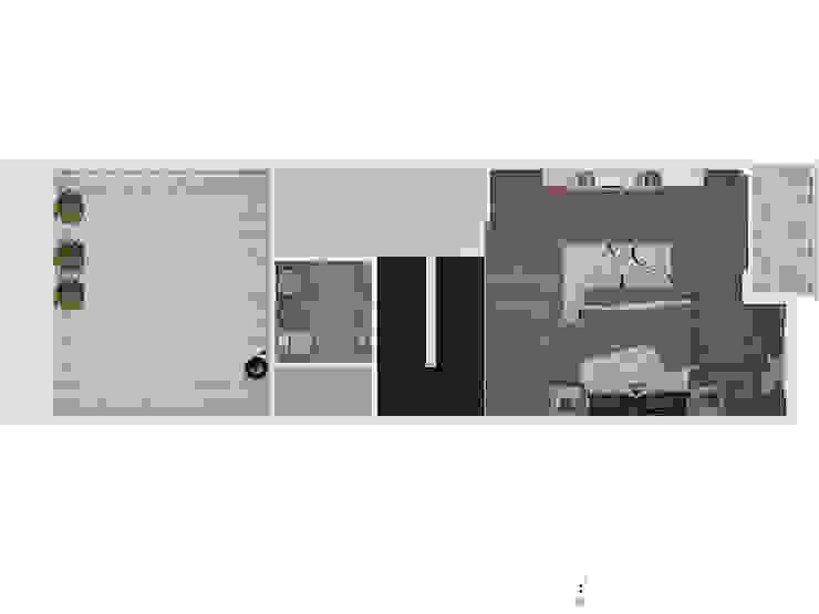 Nội thất nhà phố phong cách hiện đại: công nghiệp  by Công ty TNHH MTV Xây Dựng Khang Điền, Công nghiệp