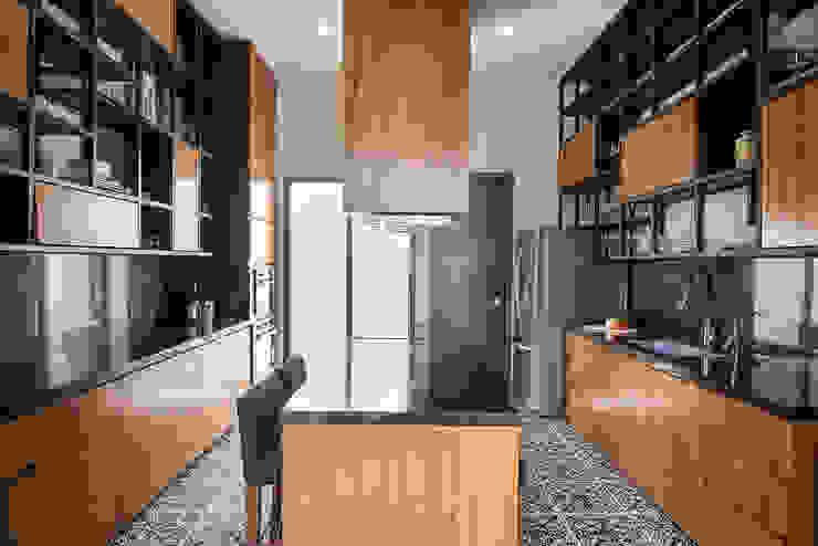 Nhà bếp by Chehade Carter Diseño Interior