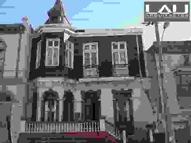 Loft Playa Ancha Casas estilo moderno: ideas, arquitectura e imágenes de Lau Arquitectos Moderno