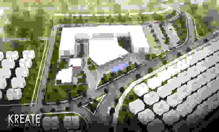 Hospital Eduardo Arredondo Daza. de KREATE Arquitectura
