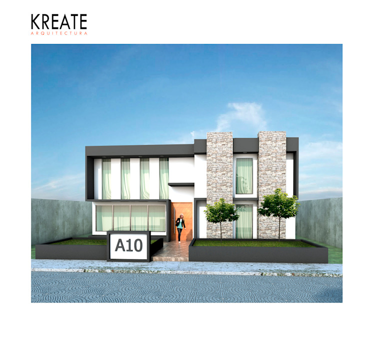 by KREATE Arquitectura