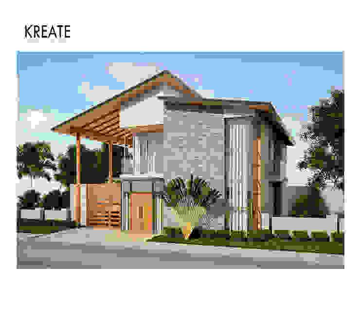 Vivienda Felicitat. de KREATE Arquitectura