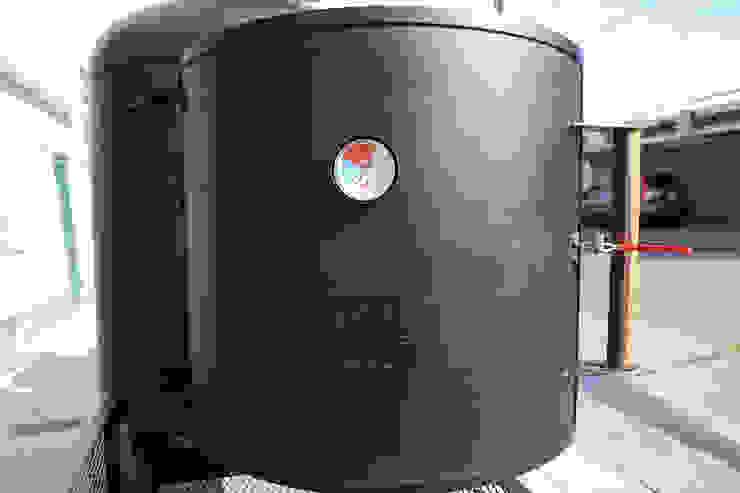 Ahumadora de carne Jaguar de Smoke Kit BBQ Rústico Hierro/Acero