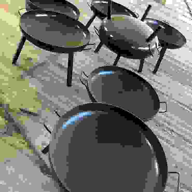 Smoke Kit BBQ Garden Fire pits & barbecues Iron/Steel Black