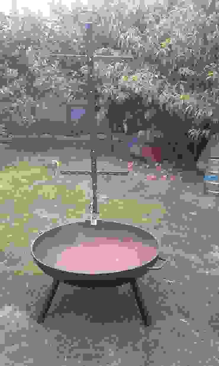 Fogón Smoke King de Smoke King Ahumadoras Rústico Hierro/Acero