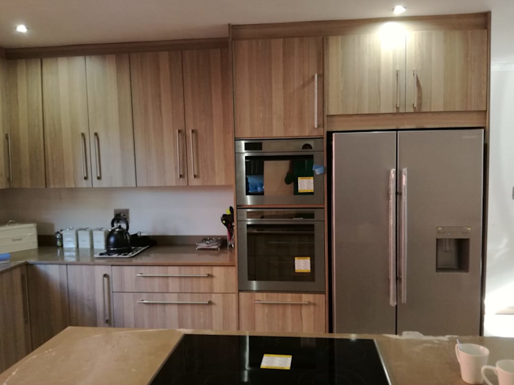 Kitchen istallation by Pulse Square Constructions
