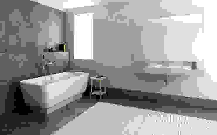 Phòng tắm phong cách hiện đại bởi ZICCO GmbH - Waschbecken und Badewannen in Blankenfelde-Mahlow Hiện đại Đá hoa