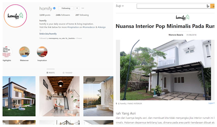premium ID Oleh press profile homify