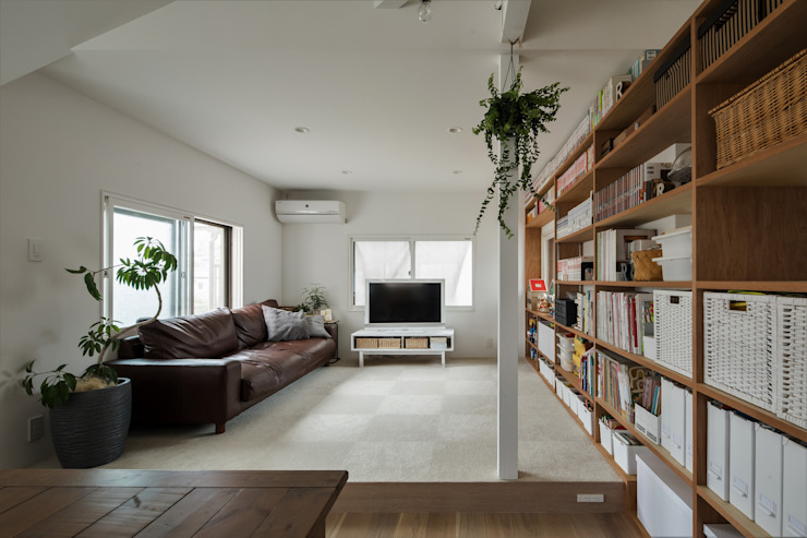 Living room by ALTS DESIGN OFFICE,