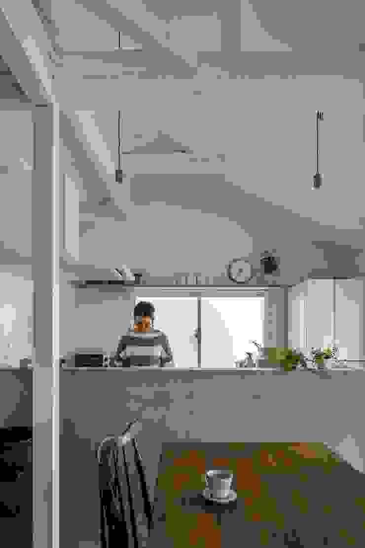 Nhà bếp phong cách Địa Trung Hải bởi ALTS DESIGN OFFICE Địa Trung Hải