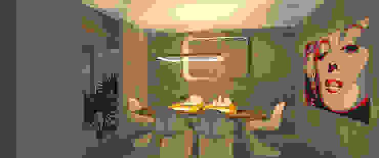Casa la Dehesa de CB Luxus Inmobilien Minimalista Concreto reforzado