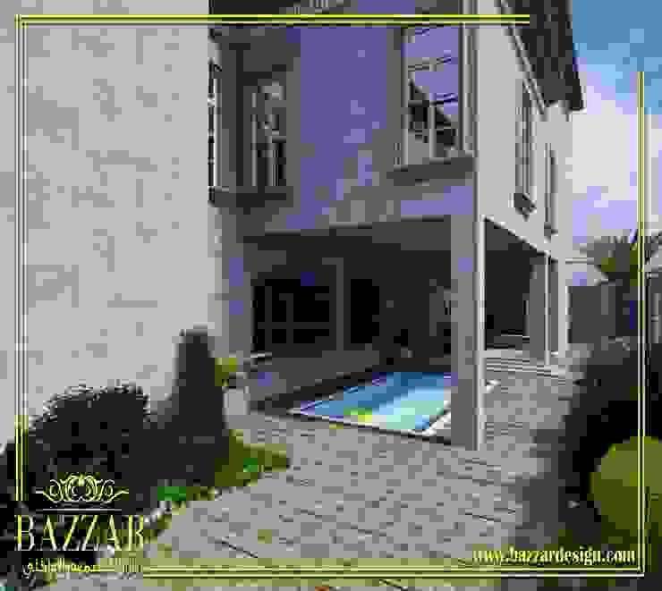 وجهات فلل من Bazzar Design