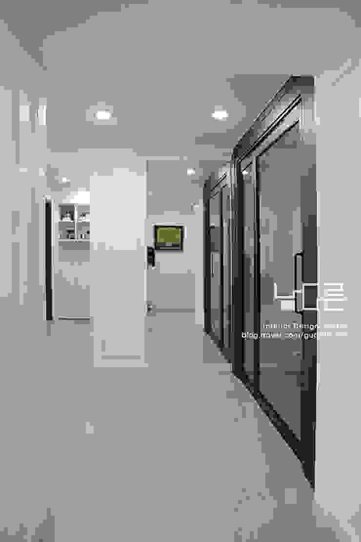 남다른디자인 Modern living room