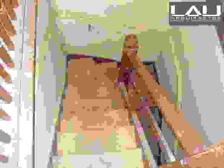 Loft Cerro Alegre de Lau Arquitectos Minimalista