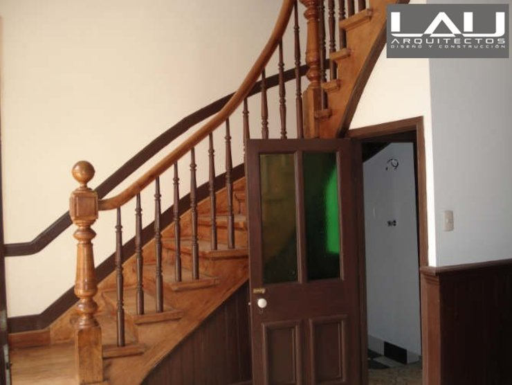 Lau Arquitectos의  계단, 미니멀