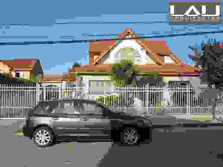 Lau Arquitectos บ้านและที่อยู่อาศัย