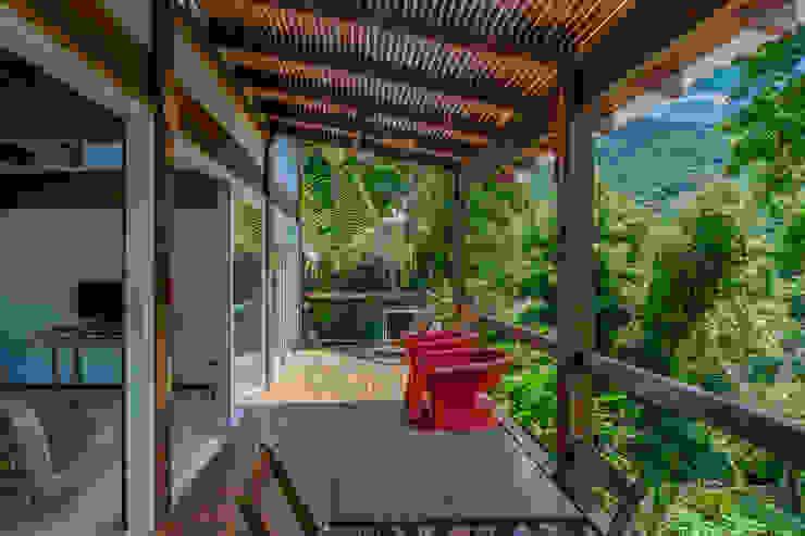 NOMA ESTUDIO Terrace