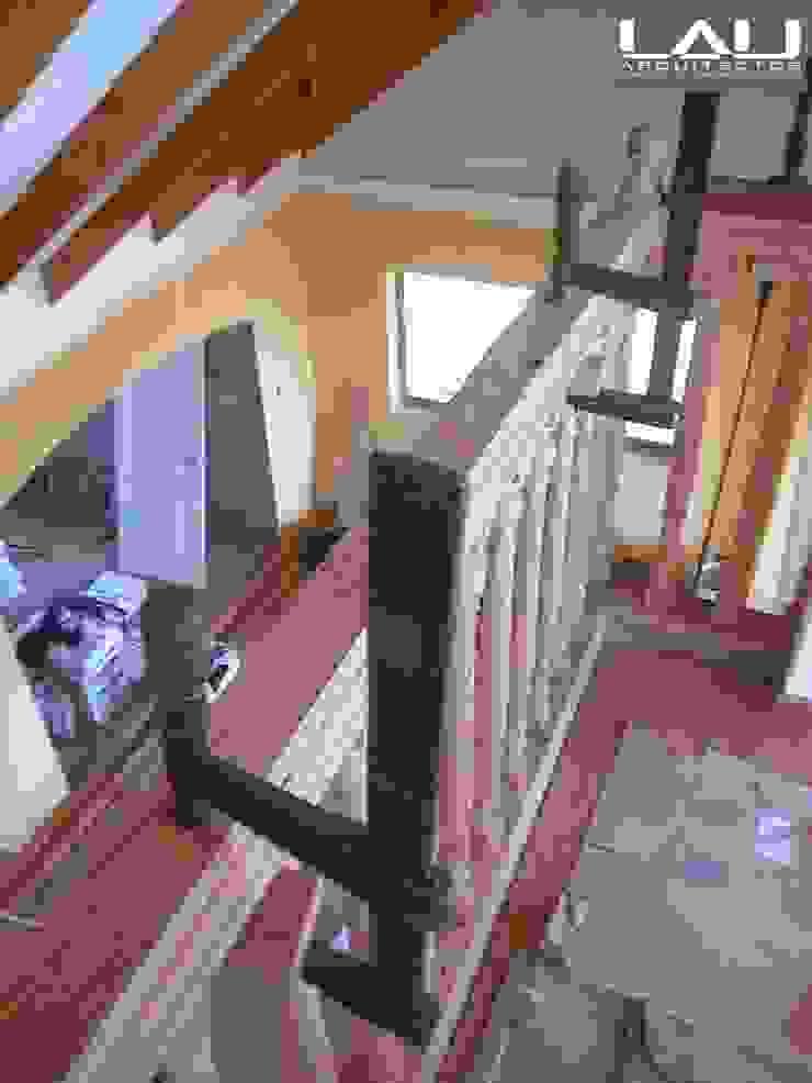 Lau Arquitectos Colonial style walls & floors