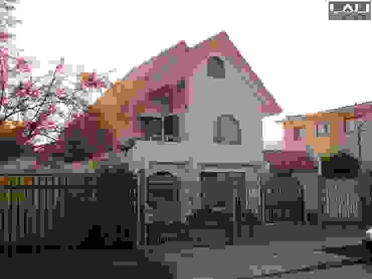 Casa Elgueta Casas de estilo clásico de Lau Arquitectos Clásico