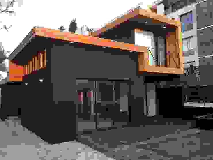 Proceso Constructivo de Estudio Mínimo Arquitectura y Construcción Ltda.