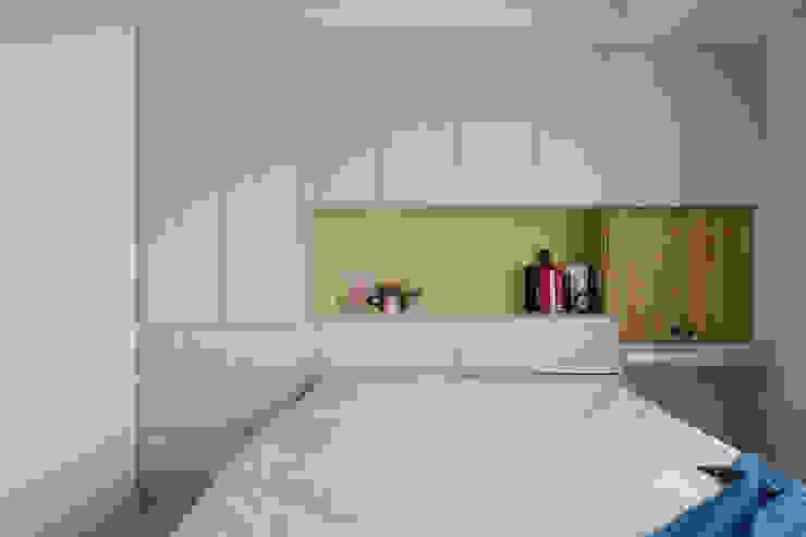主臥 根據 寬軒室內設計工作室 北歐風