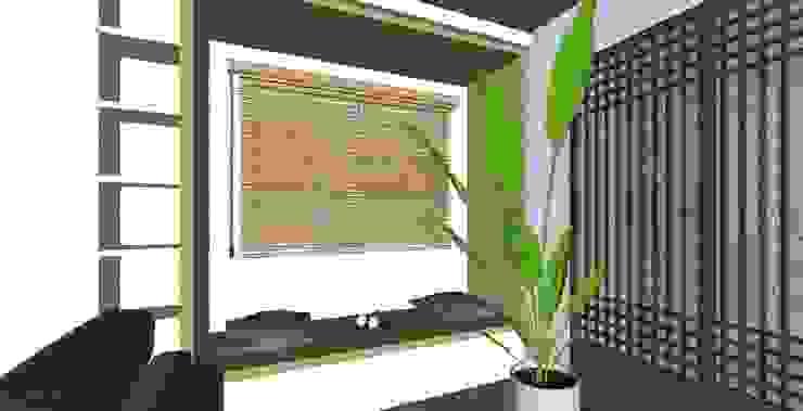 Trivium Apartment 3BR :modern  oleh SAE Studio (PT. Shiva Ardhyanesha Estetika), Modern