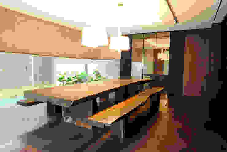 Comedores de estilo moderno de ARF interior Moderno