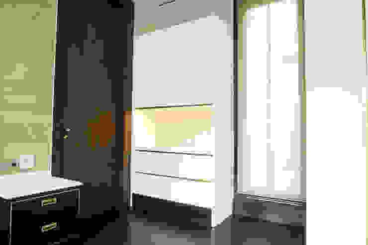 JC House Ruang Keluarga Modern Oleh ARF interior Modern