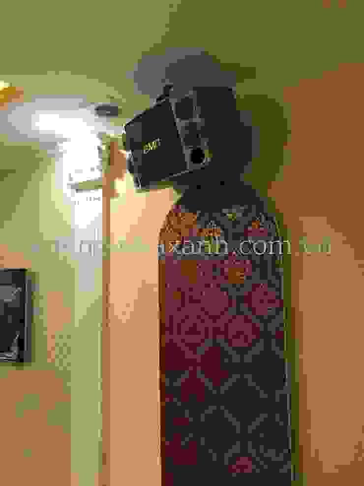 Bàn giao Công trình: Quán Karaoke bởi Công ty TNHH Xây dựng và Phát triển Ngôi Nhà Xanh Hiện đại