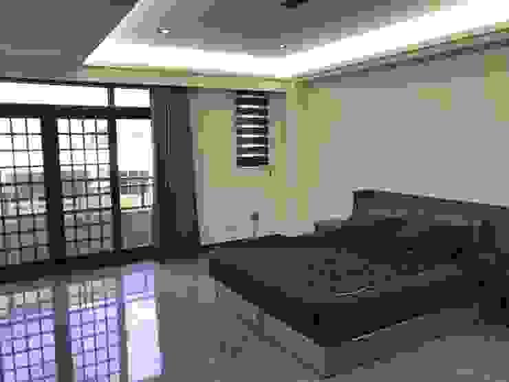 臥室一 根據 寶樹堂營造工程 現代風