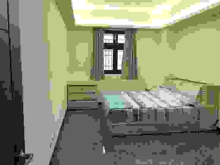 臥室二 根據 寶樹堂營造工程 現代風