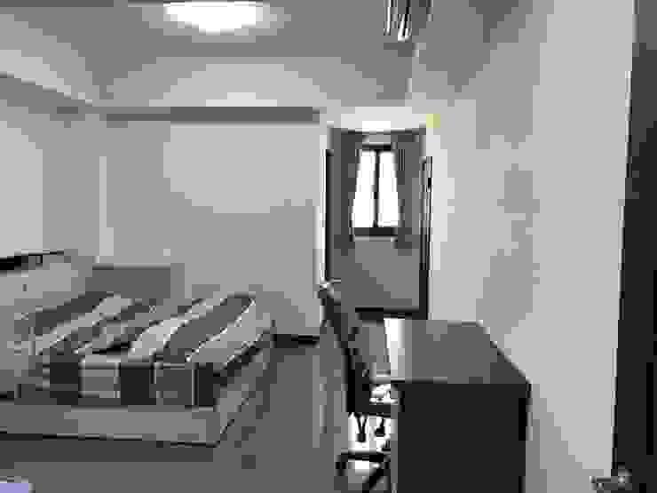 臥室三 根據 寶樹堂營造工程 現代風