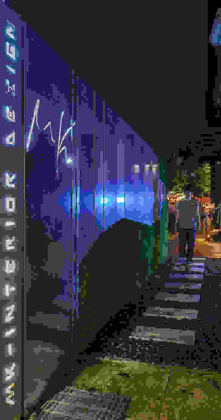 Mk-三峽店(商用空間) 根據 Mk-空間設計 現代風