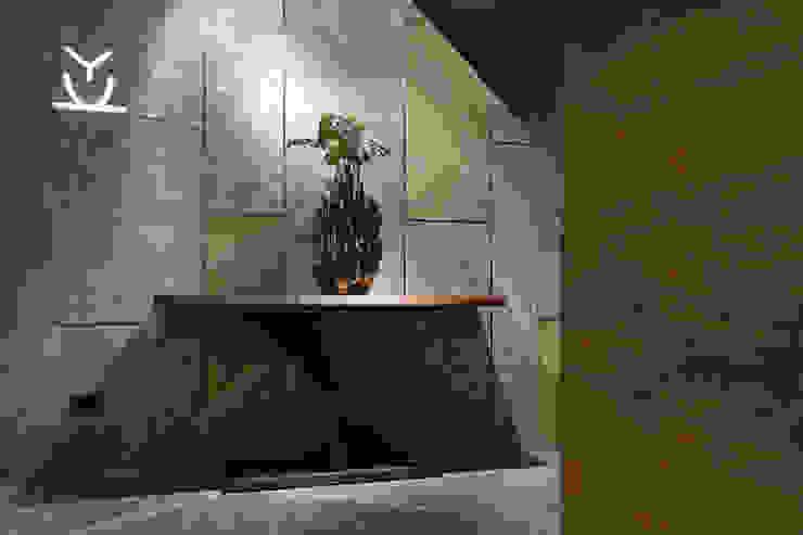 Y.K_台中-傅公館: 現代  by Mk-空間設計, 現代風