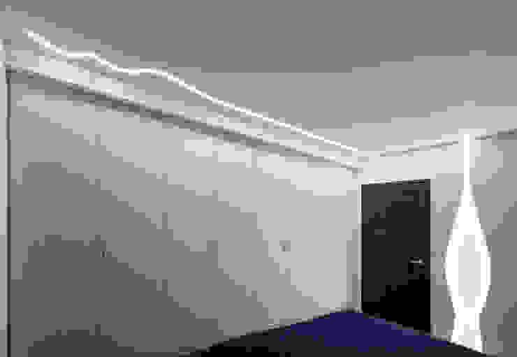 初。構圖_板橋-黃公館(人文風格): 現代  by Mk-空間設計, 現代風
