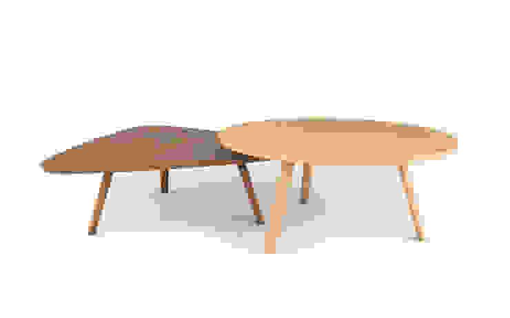 de BORAGUI - Design Studio Escandinavo Madera Acabado en madera