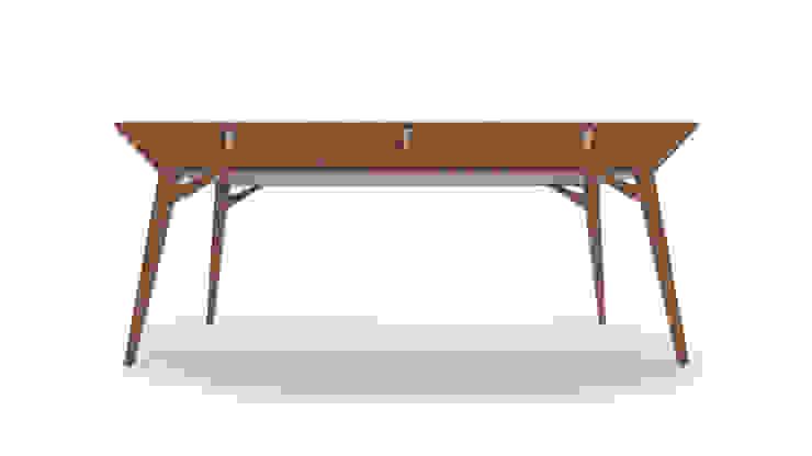de BORAGUI - Design Studio Moderno Madera Acabado en madera