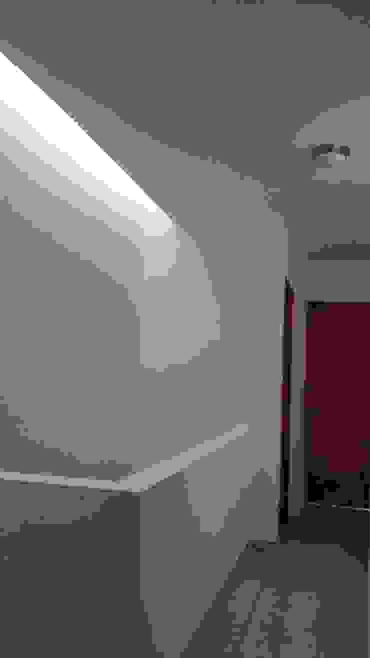 escala1.4 Treppe Weiß