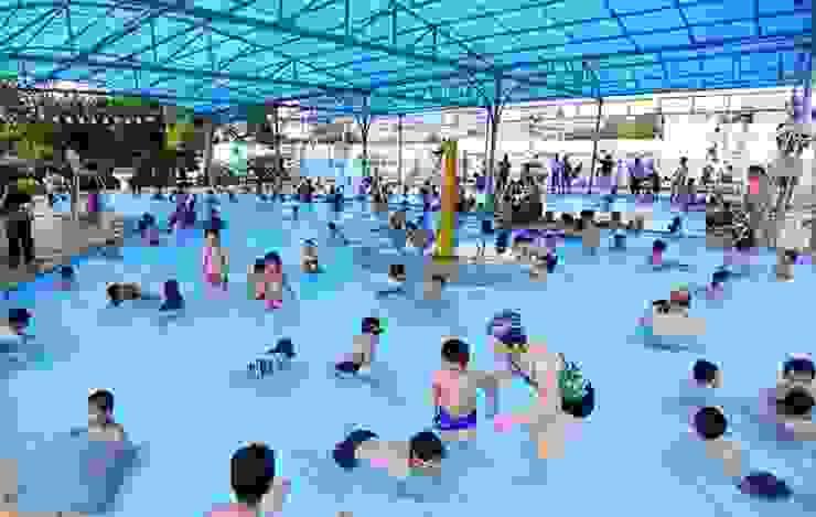 Tư vấn thiết kế hồ bơi trẻ em GIATHINHPOOLVN